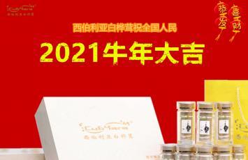 2021新春寄语:促进中俄传统医学交流,做最好的白桦茸!